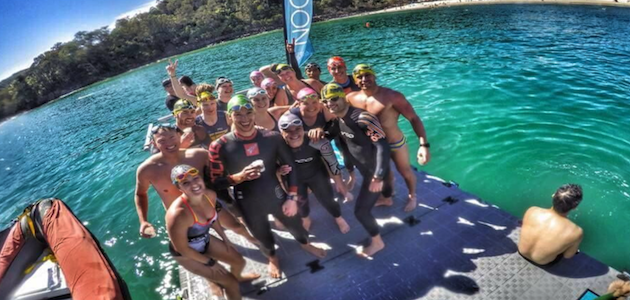 Noosa Triathlon Tri-Alliance
