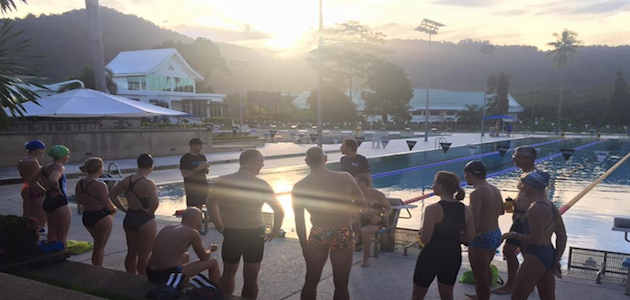 Thanyapura Triathlon Training Camp