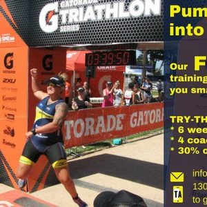 Try the Tri Beginner Triathlon Training Program