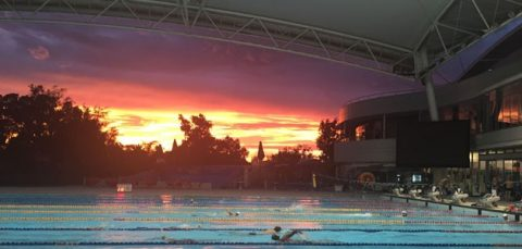 MSAC-Outdoor-Swim-Sunrise