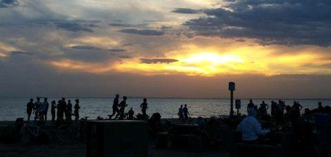 Tri-Alliance-Elwood-Beach-at-Sunset