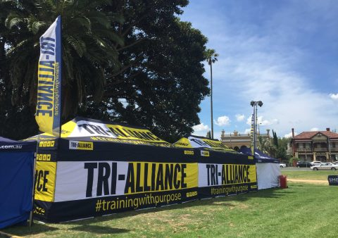 Tri Alliance Free Pre Race Tipis & Tricks Clinic