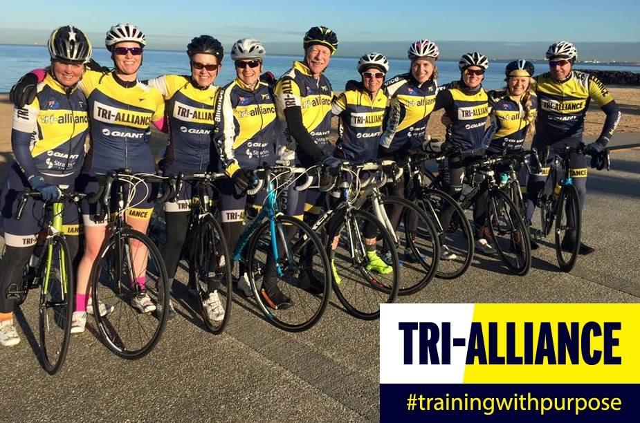 Tri Alliance Melbourne Triathlon Training Squad