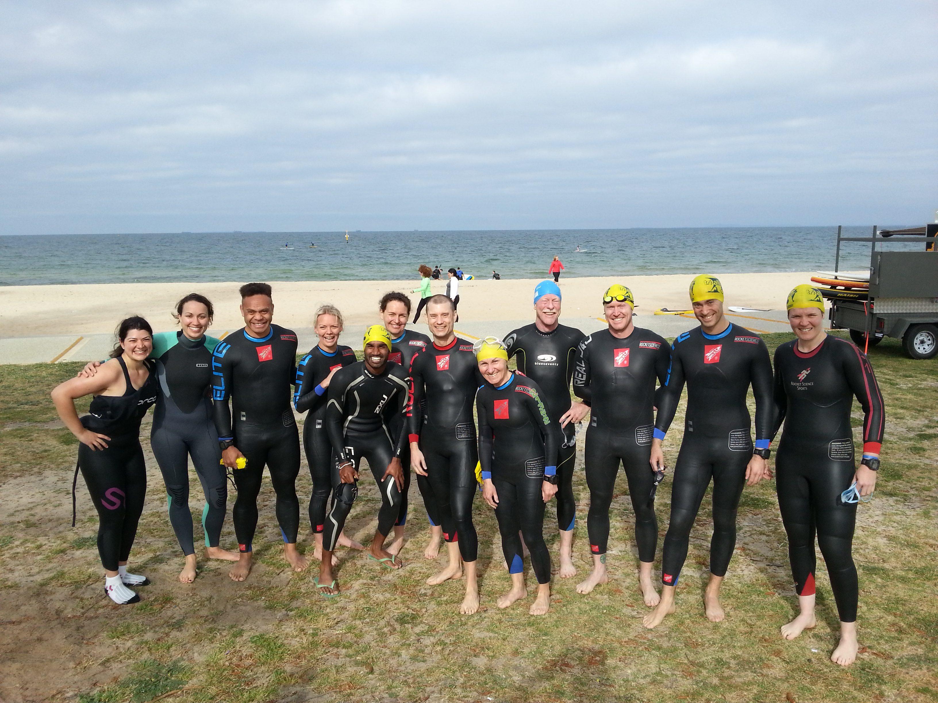 Tri Alliance Free Triathlon Training Squad