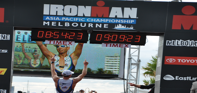 Ironman Training Melbourne