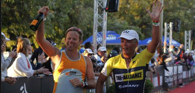 What is Ironman? Gary Rosengarten