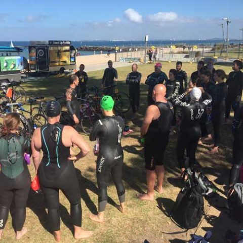 Try-the-Tri Swim Bike Run
