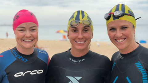 Triathlon-Chicks