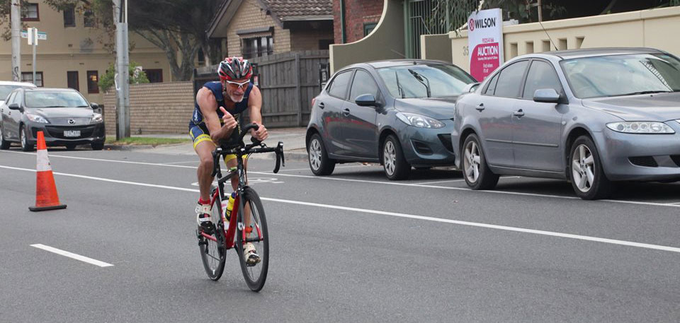 Challenge Melbourne Athlete