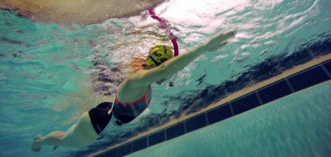Swimming-with-Snorkel