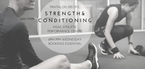 Triathlon Strength & Conditioning