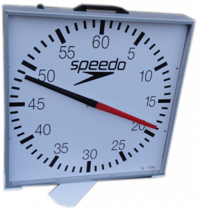 swim interval clock