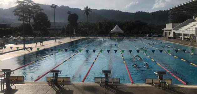 Thanyapura-Swimming
